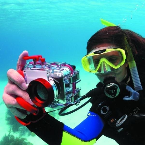 подводная камера для фото под водой