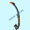 Трубка для плавания Аквилон с клапаном