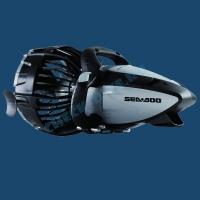 Подводный буксировщик для дайвинга Sea-Doo RS2 1