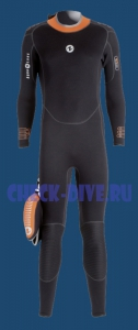 Гидрокостюм Dive 7 мм мужской 1