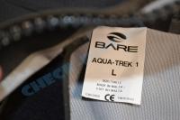 Сухой гидрокостюм Bare Aqua Trek 1 4