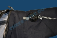 Сухой гидрокостюм Bare Aqua Trek 1 5