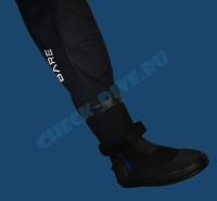 Сухой гидрокостюм Bare Aqua Trek 1 6