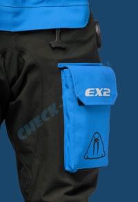 Сухой гидрокостюм Waterproof EX2 7