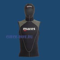 Утеплитель со шлемом Mares Flexa мужской 1
