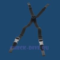 Подтяжки для сухого гидрокостюма 1