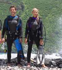 Гидрокостюм AquaLung Bali 2016 3мм муж. 3
