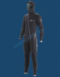Гидрокостюм Aqua Lung Bering Comfort 6,5мм 2014 5