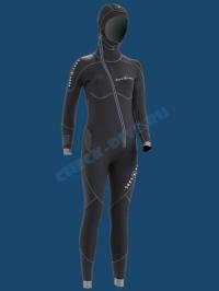 Гидрокостюм Aqua Lung Bering Comfort 6,5мм 2014 7