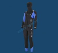 Гидрокостюм Беринг Комфорт 2016 Aqua Lung мужской 3