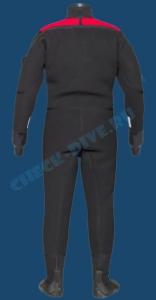 Сухой костюм Bare D6 HD Pro Dry  7