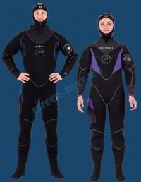 Сухой костюм Aqualung Blizzard Pro 2015 мужской 5