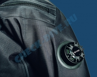 Сухой гидрокостюм Bare X-Mission мужской 8