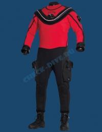 Сухой гидрокостюм Fusion Bullet 3