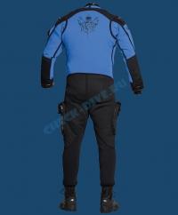Сухой гидрокостюм Fusion Bullet 7