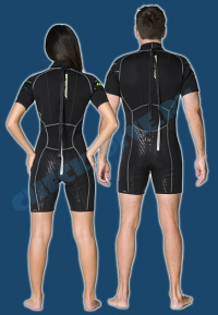 Гидрокостюм Waterproof W30 мужской 4