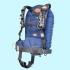 Amphibian Gear SmartPack Standard 30lb Navy blue