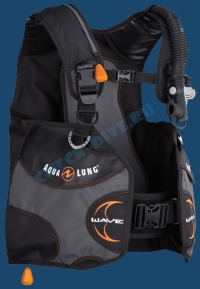 BCD Wave 2016 Aqua Lung SeaQuest 3