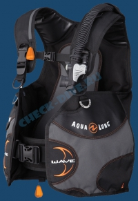 BCD Wave 2016 Aqua Lung SeaQuest 4
