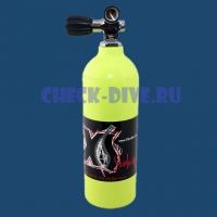Баллон Xs Scuba 2 литра алюминий 1