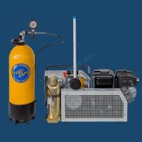Компрессор бензиновый Барос-100 Б 1