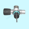 Вентиль BTS NPSM 3/4 левый, модульный, под о2