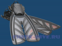 Ласты Vortex V-16  4
