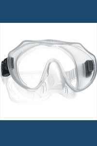 Scubapro маска Orbit прозрачная 1