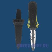 Нож Aqualung Wenoka Squeeze Lock сталь 1