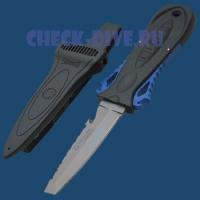 Нож Aqualung Wenoka Squeeze Lock Tanto титан 1