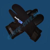 Перчатки трёхпалые Eskimo 6.5мм  3