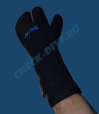 Перчатки Bare K-Palm Mitt 7мм кевлар 1