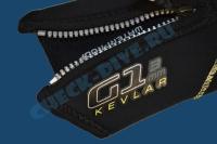 Перчатки Waterproof G1 3мм Aramid кевлар 2