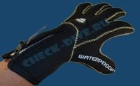 Перчатки Waterproof G1 3мм Aramid кевлар 3
