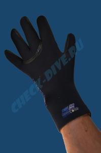 Перчатки Aqualock 5 мм 4