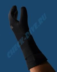Трёхпалые рукавицы Bare 7мм 2