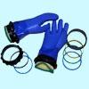 Сухие перчатки Si Tech с кольцами