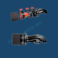 Система сухих перчаток Ultima Waterproof 1