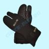Трёхпалые рукавицы Bare 7мм