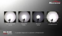 Подводный фонарь MJ 810ES 3