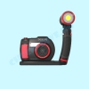 Подводная фотокамера DC2000 Pro с Sea Dragon 2500