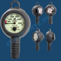 Манометр для дайвинга с термометром и компасом 1