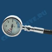 Манометр диаметр 52 мм, шланг 800 мм 1