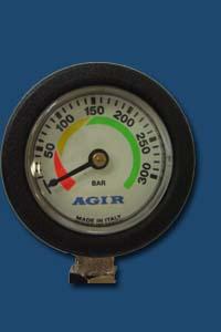 Манометр Agir SPG6 кислородный 1