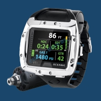Oceanic VTX подводный компьютер 5