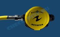 Регулятор Calypso + октопус Calypso/Titan 6