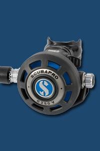 Scubapro вторая ступень G250 1