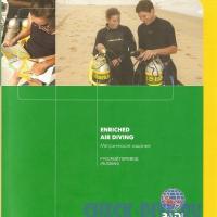 Учебник к курсу Enriched Air Diver и три таблицы 1