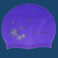 Шапочка для бассейна Aqua Sphere Dahlia детская  3