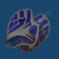 Лопатки для плавания Aqua Sphere ErgoFlex 3